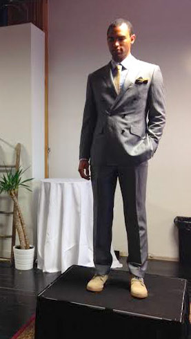Suiting  Up With Indochino